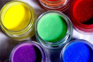 Colorful Makeup by CoryEarly