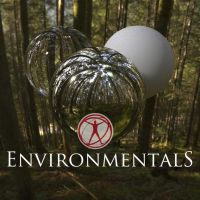Environmentals for Poser by adamthwaites