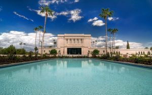 Arizona, Mesa Temple by MattGranzPhotography