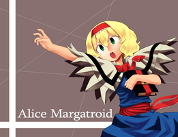 Alice Margatroid by psln