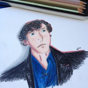 consulting detective by AmazingGlideh