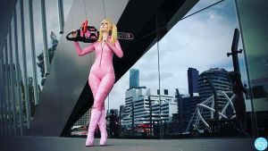 Juliet Starling Cosplay by ZombieQueenAlly