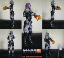 Tali Zorah version 2 by pyramidhead22