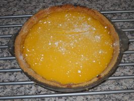 Another Lemon Tart by Bisected8