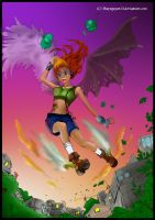 Flying Color Contest Entry by Fwiggle-Bob