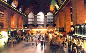 New york station by addybetto