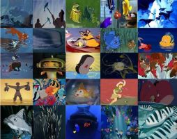 Disney characters with the same name pt 5 by dramamasks22 for Disney fish names