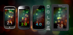 DOLO Bokeh Live Wallpaper for Android by retareq