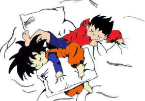 Worn Out Warriors by dbzlover135