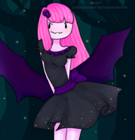 Halloween Princess Bubblegum //Collab by KoRe-MiChI