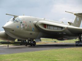 RAF Victor Tanker by davepphotographer