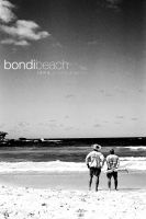 bondi beach by idma