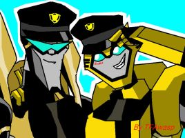 We are the Cop by Clindra