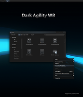 Dark Agility WB by nardoxic