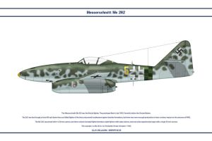 Me 262 ISS 1 by WS-Clave