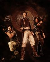 Firefly: Trinity by tabu-art