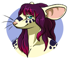 Baklava Headshot by FerianMoon