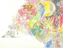 I Dream of Bigger Worlds II by RikaNeko