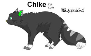 Chike Cat Cute o3o by LiliForever