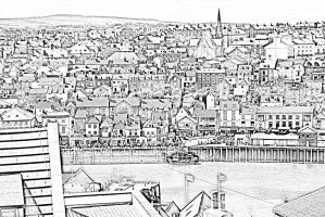 Whitby by GMCollins