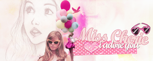 Miss Cherie by cheapescape