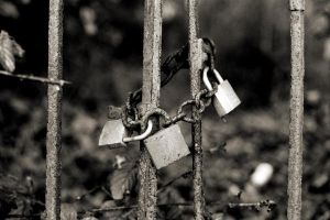 All locked up by WendyW