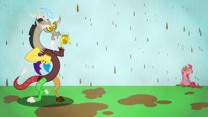 Discord chocolate rain wallpaper by Nidrax
