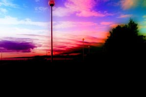 Psychedelic Evening by tune4jack
