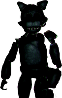 FNAC: Old Candy PNG by FredbearTheAnimatron
