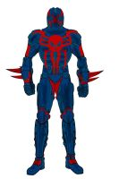 2099 redesign by Chiracy