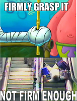 FIRMLY GRASP IT by Sonicluvr5