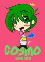 FOP: Flippin Cute Cosmo by SaddlePatch