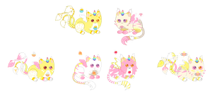 Unicat breedings- Malachi x Love Song {CLOSED} by Tomboy-Kei
