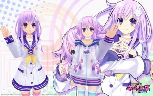Nepgear and Neptune by EpicRandomInc