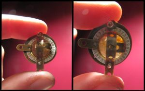 steampunk pendant by bolt-for-home