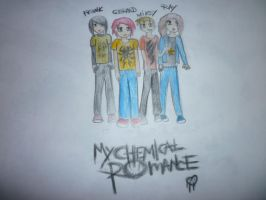 My Chemical Romance by ally81876