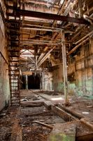 Abandoned Plant 1 by explicitly