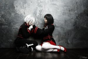D.Gray-man cosplay by AlisaMigal