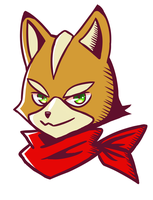 Fox McCloud by Keiboxy2