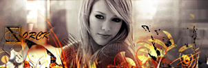 Hilary Duff by DM-Zorck