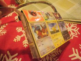 PokeCard Bag by Clueless825