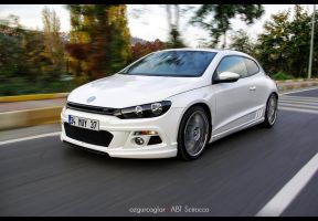 VW Scirocco ABT - 12 by rugzoo