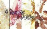 4 Textures GlossNGlitter by MyShinyBoy