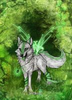C: Green Moments by Snow-Body