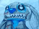 stich creepy by Xpereon