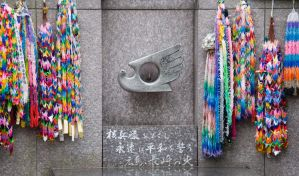 Peace Memorial at Ueno Park by SuperPope
