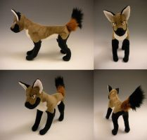 RayJ Plush by WhittyKitty