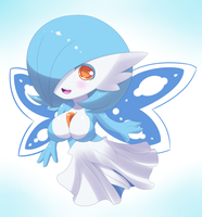 Now a Psy/Fairy type by Jcdr