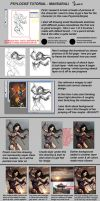 Psylocke - Tutorial Workflow by mansarali