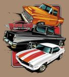 Hot Rod TEE by Bmart333